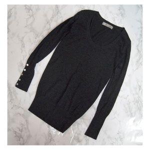 ZARA Long Sleeve Black Shirt